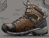 Jack Wolfskin footwear SS17
