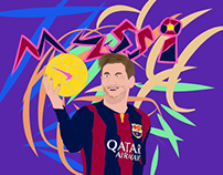 Messi and Ronaldo project