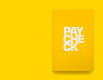Paycheck: Book Design