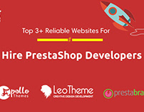 Top 3+ Reliable Websites For Hire PrestaShop Developers