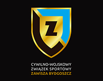 CWZS Zawisza Bydgoszcz Brand book