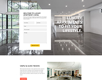 Landing Page Design | NanProperties.com