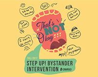 Bystander Intervention Poster