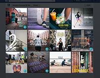 StandardChartered Bank HK Marathon Social Campaign