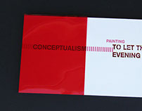 Conceptualism Book Design