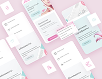 Beauty Center Web/ UI/ UX