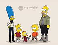 The Simpsons x Yeezy Season 3