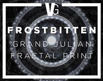 FROSTBITTEN - Grand Julian Fractal Print