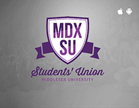 MDXSU - Your Student's Union
