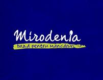 Mirodenia - Product rebranding