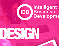 Intelligent Business Development New Web Site Image.