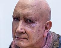 Old Monk SFX make-up