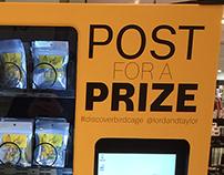 Birdcage Social Vending Machine