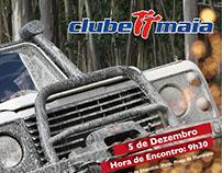 """""""Natal Solidário"""" do Clube TT Maia (cartaz)"""