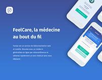 Feelcare - Mobile App