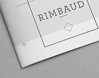 RIMBAUD Identity & Catalog
