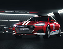 Audi - FC Bayern München - Championship race
