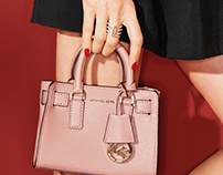 Michael Kors - Retouching for Bloomingdale's