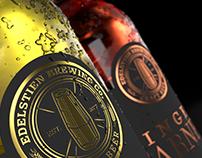 Edelstien Brewing Co. - Branding