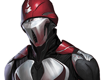 Cobra Crimson Guard