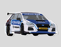 BTCC Illustrations
