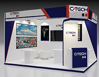High-Tech Port Qatar Exhibition