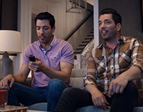 Property Brothers Booming Voice Promo