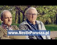 Nestlé Porusza Polskę Campaign 360, ATL, BTL, digital