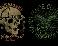 Branding & Vintage Graphic T-shirts
