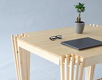 Hedgehog furniture
