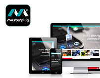 Masterplug website