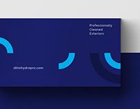 Hydro-Pro branding
