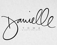 Danielle - Logo & Branding