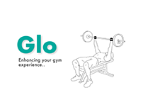 Glo - A Health monitoring system for gym users