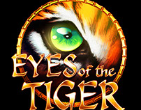 """Eyes of the Tiger"" Online Slots Game"