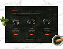 Productlist page butchery