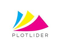 Plotlider website design