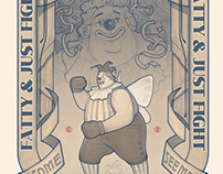 Fatty-Fighting Club