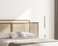 Natural tones Bedroom