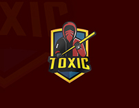 TEAM TOXIC | Esport Team Logo