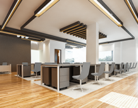 ASIATIC MCL | OFFICE INTERIOR FOR ASIATIC 360