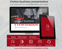 Online business presentation 2016 - google slide