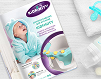 Kidfinity - taking care of the baby!