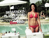 Coors Light | Chica Sexy | Digital
