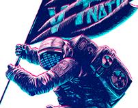 VT Nation Astronaut
