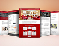 Website Design for Property Management Company