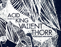 Valient Thorr @Festsaal Kreuzberg - July 2013