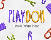 Free Play-Doh Alphabet