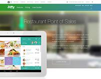 Jiffy POS Website