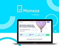 MONEZA | Loan & credit website